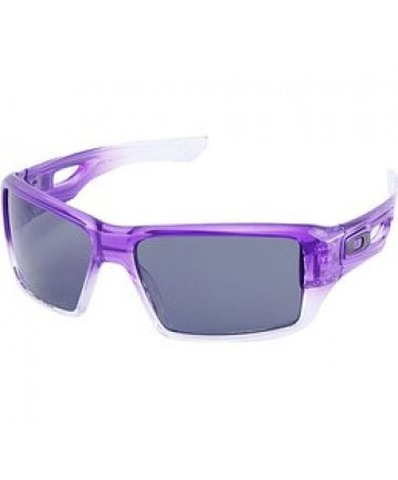 Oakley Eyepatch 2 Purple / Clear Fade / Grey Lens