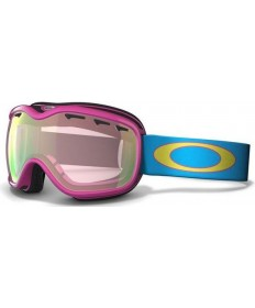 OAKLEY STOCKHOLM - HOT PINK WITH VR50 BLACK IRIDIUM