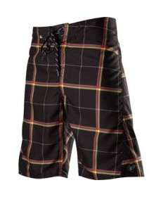 FOX LLOYT PLAID BOARDSHORT