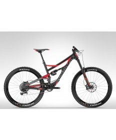 SPARTAN CARBON RS 27./carbon-red