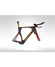 Leo T2 Blk/Red/Ylw - triatlon set