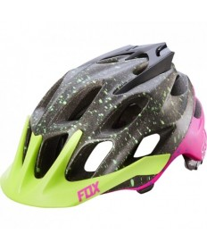 Fox Flux Flight black/pink