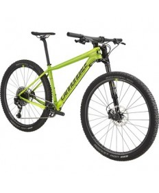 Cannondale F-Si CARBON 2 2018 acid green