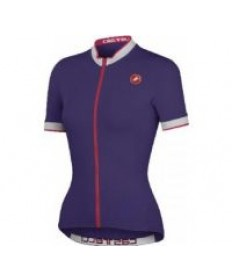 Castelli Perla Full-Zip Jersey - Short-Sleeve - Women's