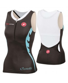 Castelli Body Paint W Tri Singlet - Women's