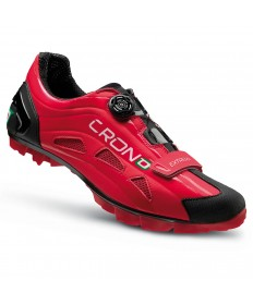 Tretry MTB Crono Extrema Nylon Red