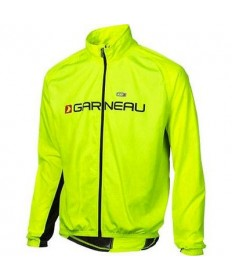 Louis Garneau Team Wind Jacket Bright Yellow