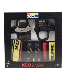 LOOK KEO 2 MAX PRO TEAM dárkový set