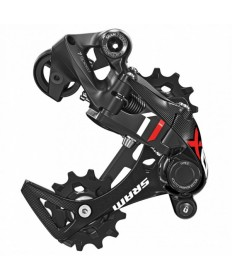 SRAM  X01 DH Type 7sp Red