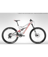 SPARTAN RS 27. alloy/silver-red