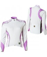 Santini Cycling Jersey - Long-Sleeve - Women's