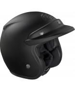 Troy Lee Designs Midnight Open Face Helmet